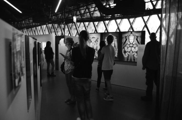 musée du quai Branly: Tatoueurs, tatoués